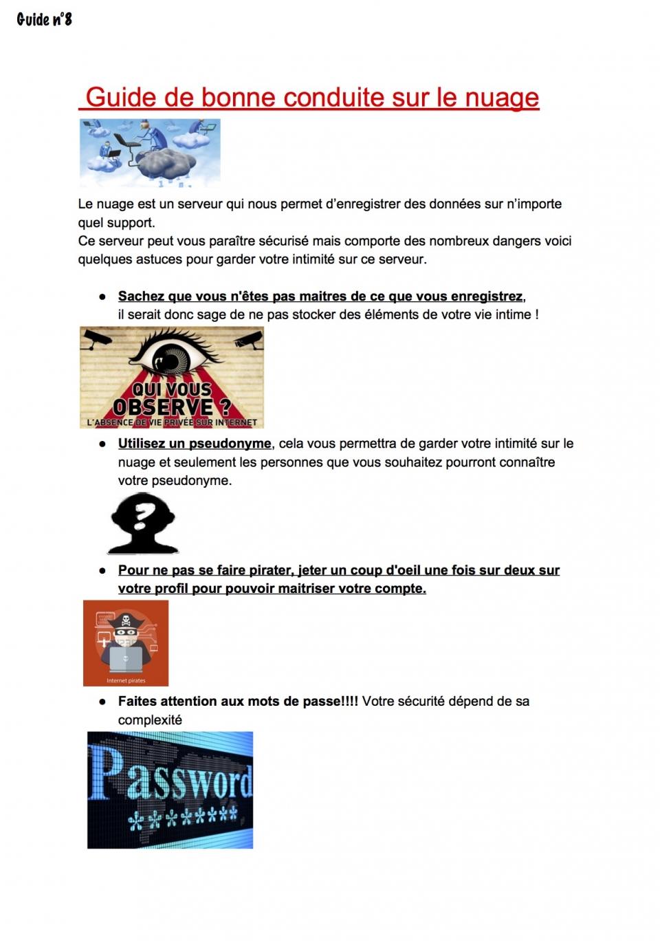 Guide 8